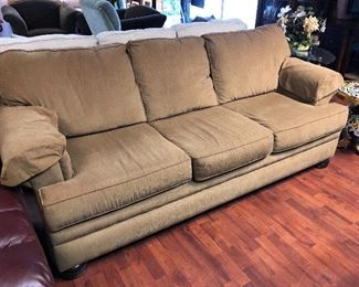 Numerous couches!