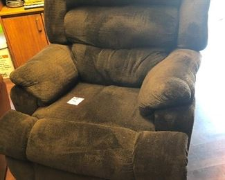 Huge recliner!