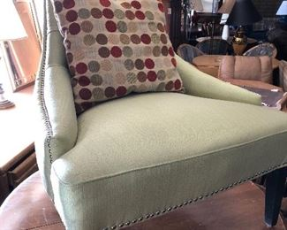 Vintage chair.  We have several!