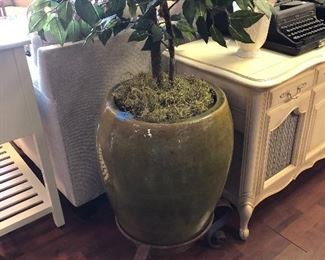 Perfect plant pottery
