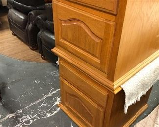 Night stands.  We have several!
