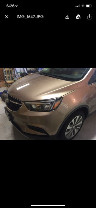 2018 Buick Encore Passover with under 300 miles on it!