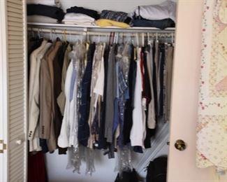 Mens Clothing Medium and Large Sizes