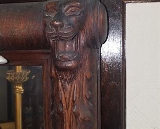 From Large Sideboard