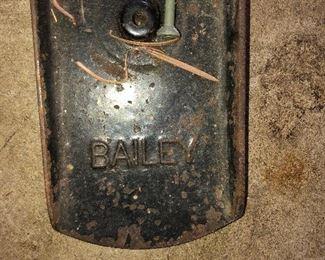 Vintage Stanley Bailey planer