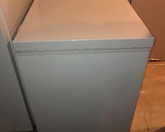 chest freezer, nice size
