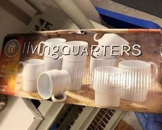 Coffee Mugs from Living Quarters