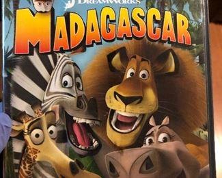 Nintendo Game Cub Madagascar game
