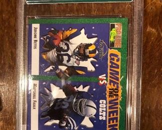 1995 Pro Line  Game of the Week Bettis/Faulk