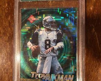 1995 Collectors Edge #20 Troy Aikman