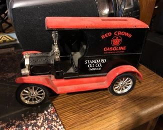 Standard Oil Company Red Crown Gasoline 1920 Model T Ford Truck