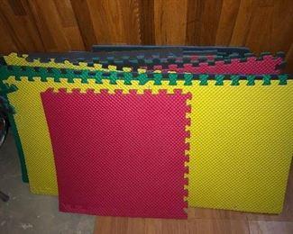 foam pad puzzle  floor mats, interlocking
