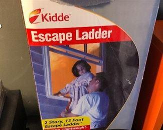 Kidde Escape Ladder