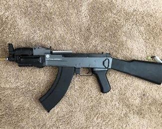 AK47 Kalashnikov Air Rifle