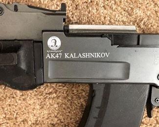 AK47 Kalashnikov air riffle