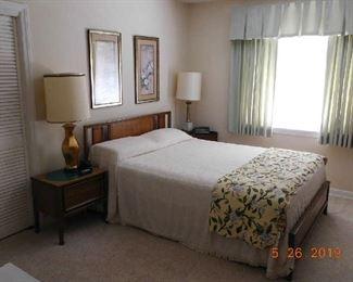 Mid Century bedroom set.