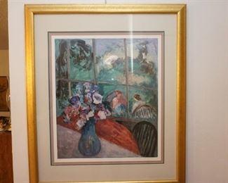 Barbara A Woods art print
