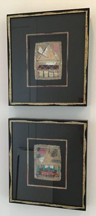 Lisa Kesler mixed media art
