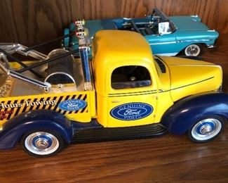 cool Ford wrecker