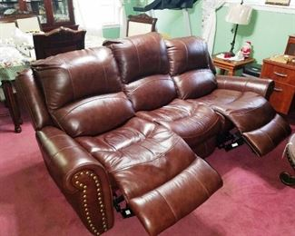 Powered Sofa Recliner
