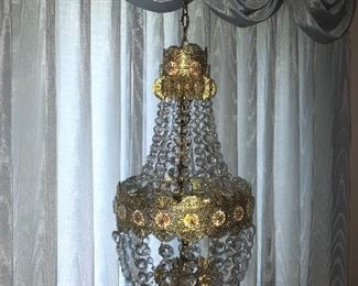 Another vintage hanging lamp
