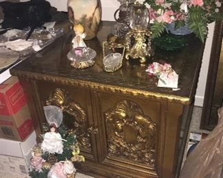 Great vintage end table
