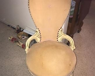 Beautiful Victoria side chair