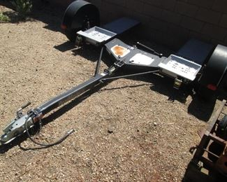 Road Master Tow Dolly, 5,000 # (Top of the Line!!!)  ITEM IS LISTED ON EBAY