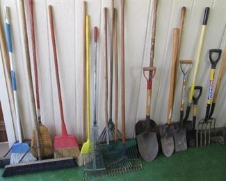 Household & Yard Equipment
