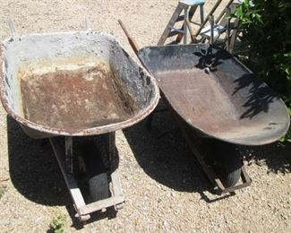 2-Wheelbarrows