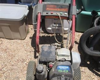 Honda 5.0 Pressure Washer 24PSI, GC160