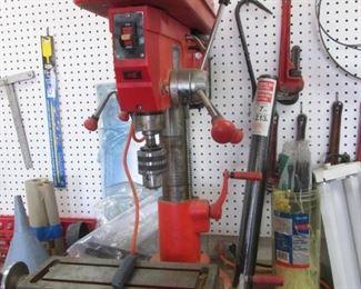 """Speedway Series"" Drilling & Milling Machine"