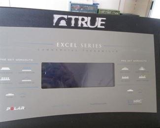 Treadmill Detail