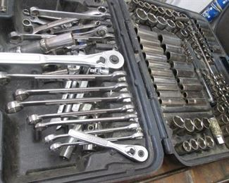3-Large Ratchet Sets all by Craftsman