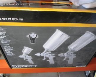 Evercraft Spray Gun Kit #899-3261