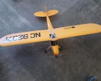 Parkzone Remote Control Airplane