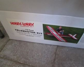 Telemaster Airplane Kit in Box