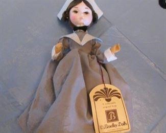 Vintage Bradley Nurse Doll