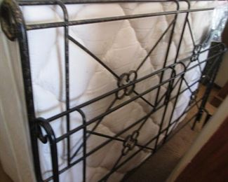 Queen Size Metal Headboard