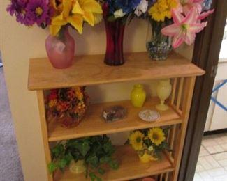 Florals, Vases & Greenery