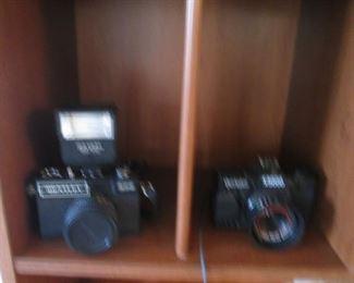 Several Cameras