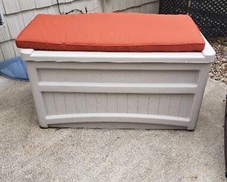 Outdoor Patio Storage