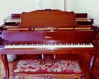 Baldwin Grand Piano Needs Work