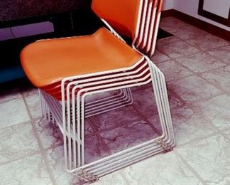 Stacking Chairs Krueger