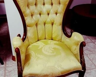 Chair with Flair