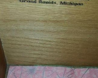 Widdicomb Label