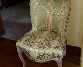 Dainty Upholstered Chair