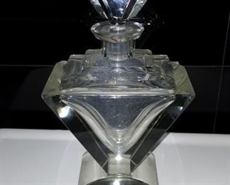 Perfume Bottle Large AS IS