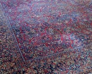 Large Room Size Sarouk
