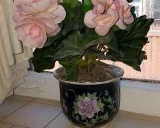 Pot & Flower